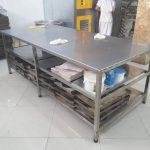 میزکار قنادی