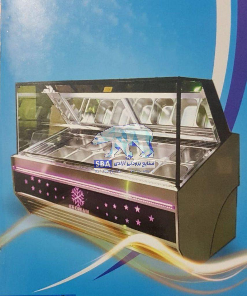 تاپینگ بستنی